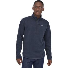 Patagonia Better Sweater 1/4 Zip Men, new navy